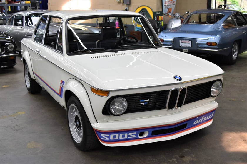 1975 BMW Classics 2002:12 car images available