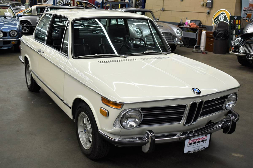 1972 BMW Classics 2002:12 car images available