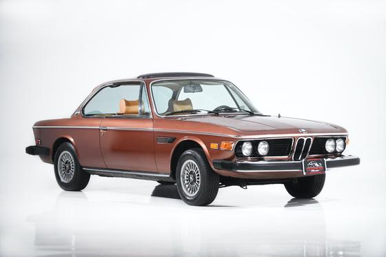 1974 BMW Classics 3.0 CS:24 car images available