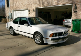 1989 BMW Classics 633CSI:22 car images available