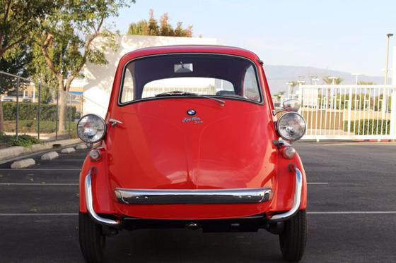 1958 BMW Classics Isetta 300 Coupe:24 car images available
