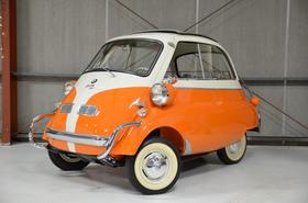 1957 BMW Classics Isetta 300 Coupe:24 car images available