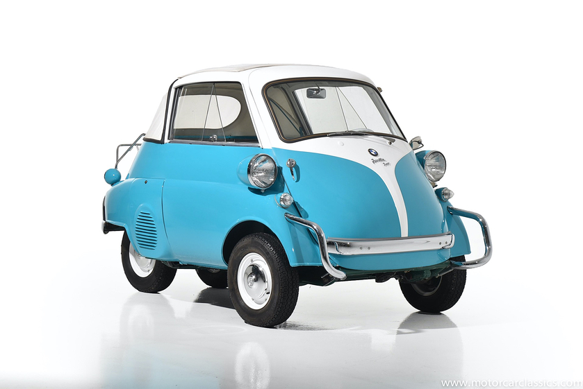 1957 BMW Classics Isetta:24 car images available