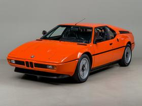 1980 BMW M1 :9 car images available
