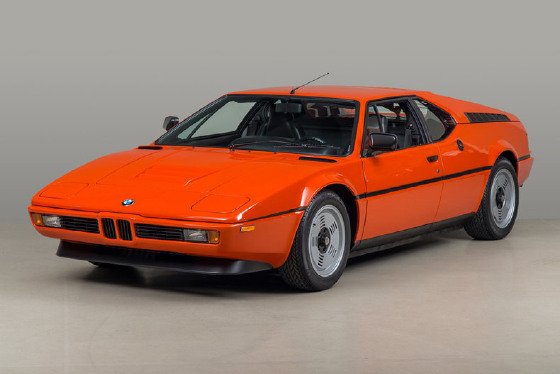 1980 BMW M1 :12 car images available