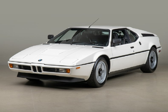 1980 BMW M1 :10 car images available