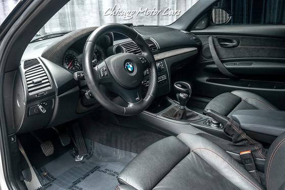 2011 BMW M1 1 Series M