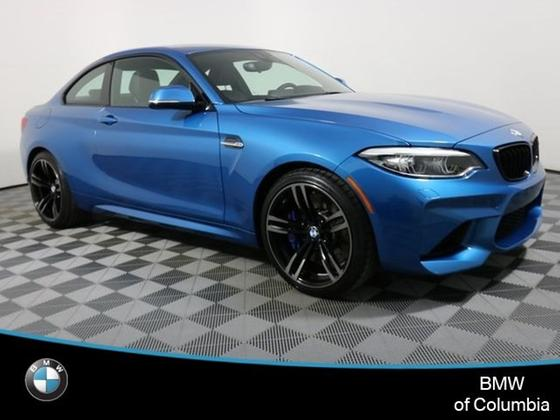 2018 BMW M2 :18 car images available