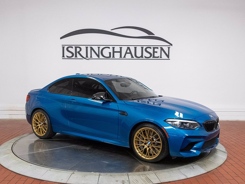 2020 BMW M2 Competition:23 car images available