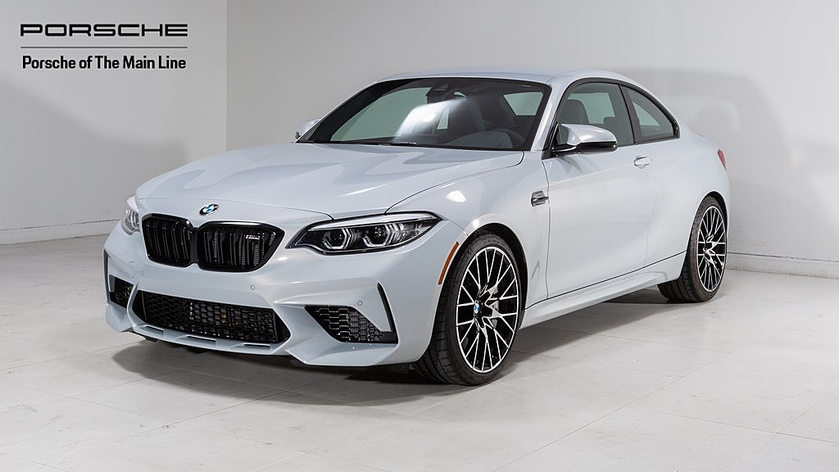 2020 BMW M2 Competition:22 car images available