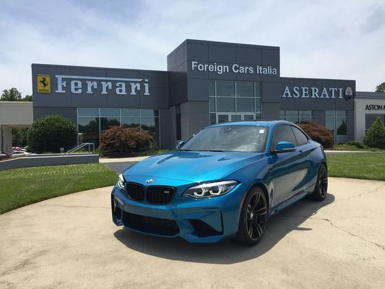 2018 BMW M2 Coupe:24 car images available