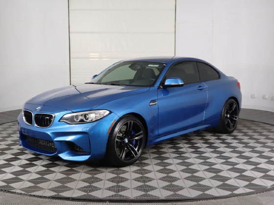 2017 BMW M2 Coupe:9 car images available