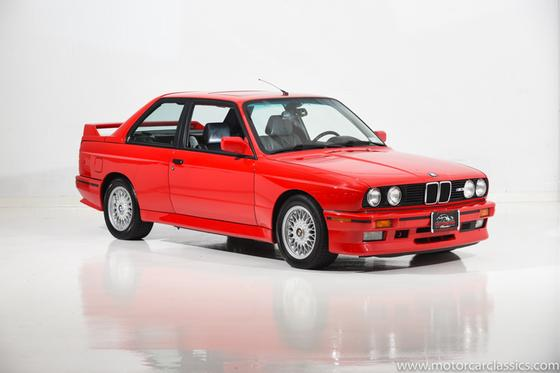 1990 BMW M3 :24 car images available