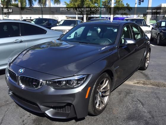 2018 BMW M3 :8 car images available