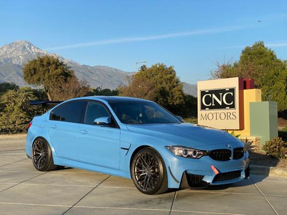 2016 BMW M3 :10 car images available