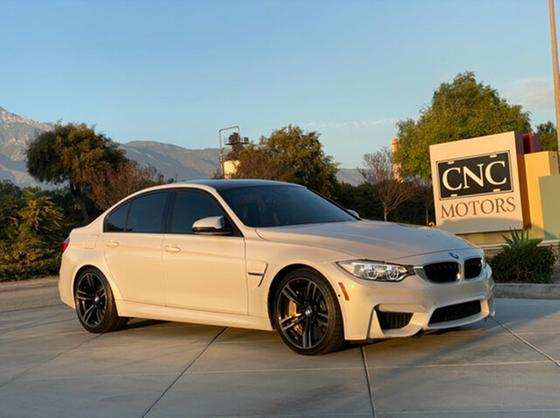 2016 BMW M3 :17 car images available