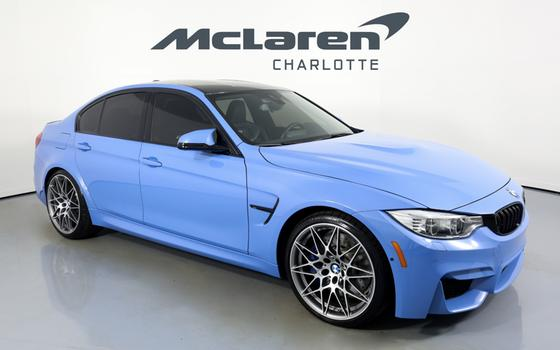2017 BMW M3 :24 car images available