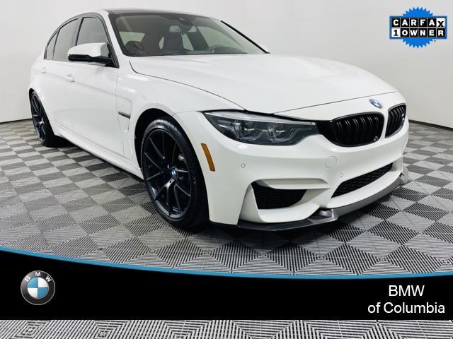 2018 BMW M3 CS:24 car images available