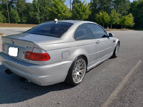 2005 BMW M3 Competition