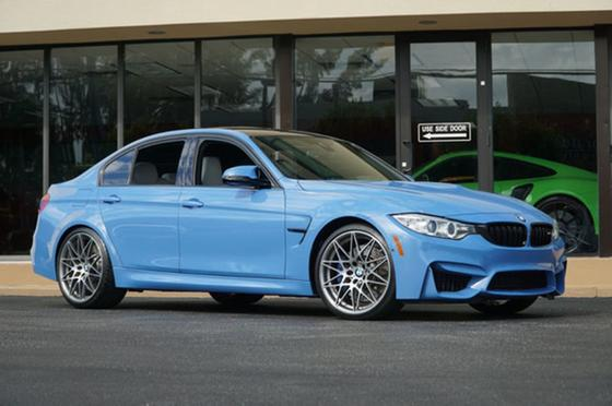 2017 BMW M3 Competition:24 car images available