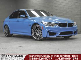 2016 BMW M3 Competition:24 car images available