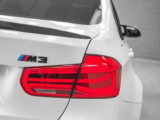 2017 BMW M3 Competition