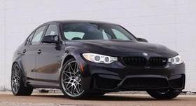 2017 BMW M3 Competition : Car has generic photo
