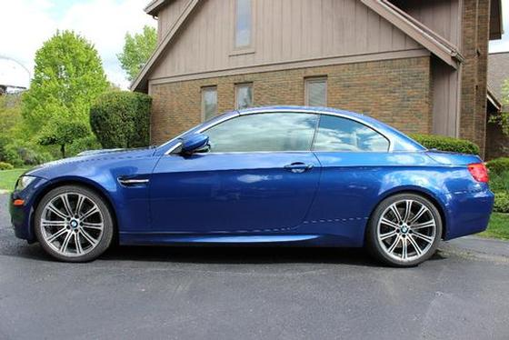 2012 bmw m3 convertible for sale in sylvania oh exotic car list. Black Bedroom Furniture Sets. Home Design Ideas