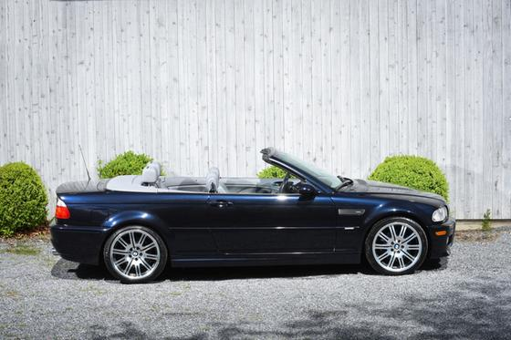 2002 BMW M3 Convertible:24 car images available