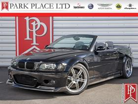 2003 BMW M3 Convertible:24 car images available