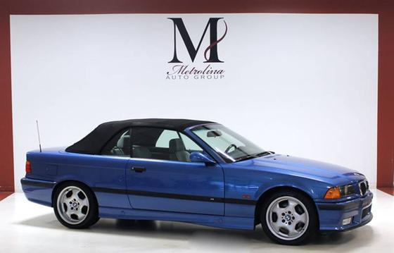 1999 BMW M3 Convertible:23 car images available