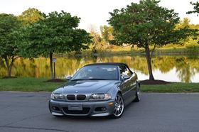 2005 BMW M3 Convertible:24 car images available
