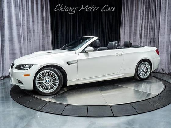 2011 BMW M3 Convertible:24 car images available
