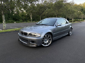 2004 BMW M3 Convertible:10 car images available