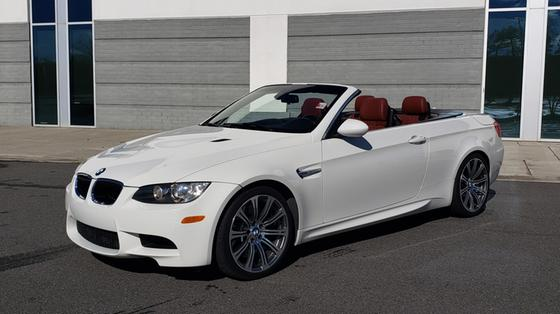 2012 BMW M3 Convertible:24 car images available