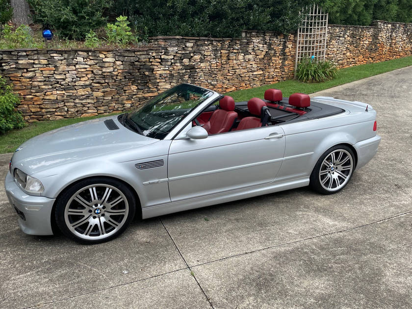 2005 BMW M3 Convertible:12 car images available