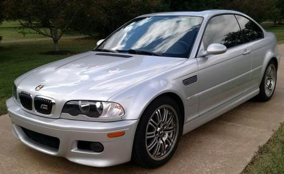 2001 BMW M3 Coupe:5 car images available
