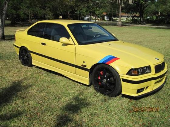1995 BMW M3 Coupe:6 car images available