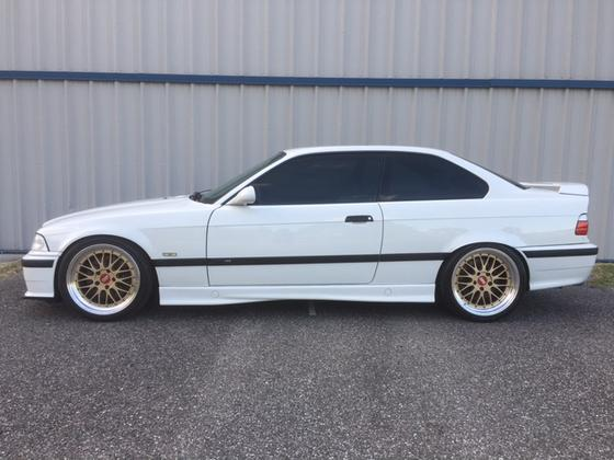 1999 BMW M3 Coupe