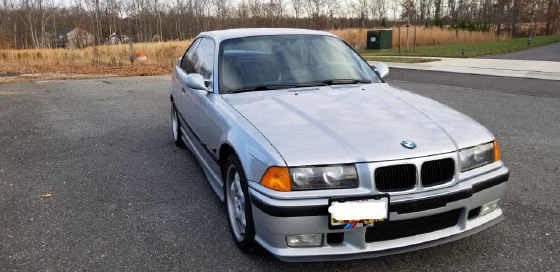 1996 BMW M3 Coupe:6 car images available