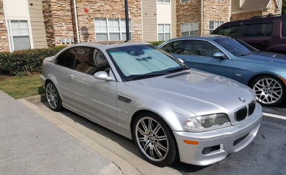 2004 BMW M3 Coupe:6 car images available
