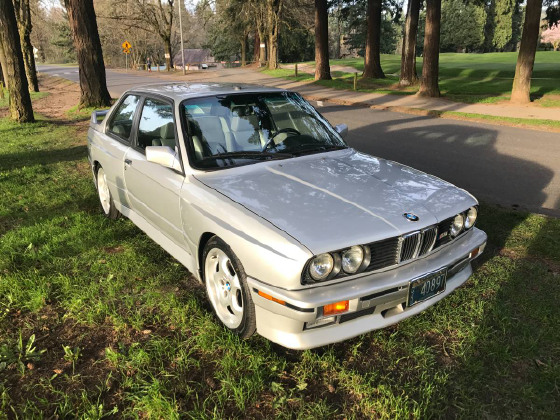 1990 BMW M3 Coupe:8 car images available