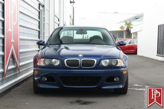 2004 BMW M3 Coupe