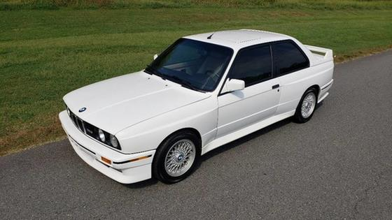 1989 BMW M3 Coupe