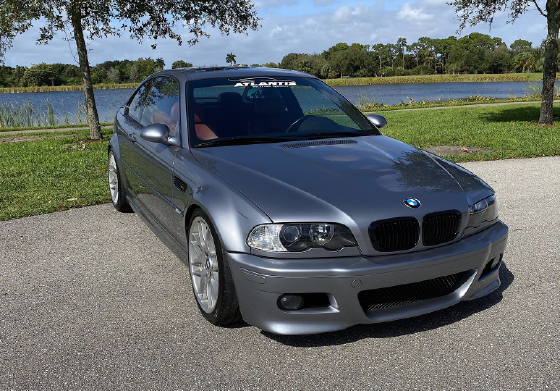 2006 BMW M3 Coupe:12 car images available
