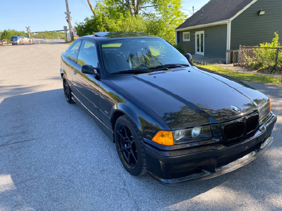 1998 BMW M3 Coupe:12 car images available