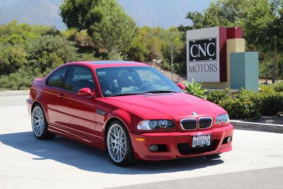 2005 BMW M3 Coupe:24 car images available