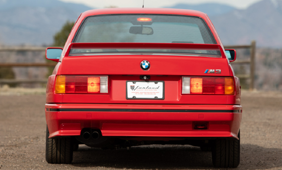 1991 BMW M3 Coupe