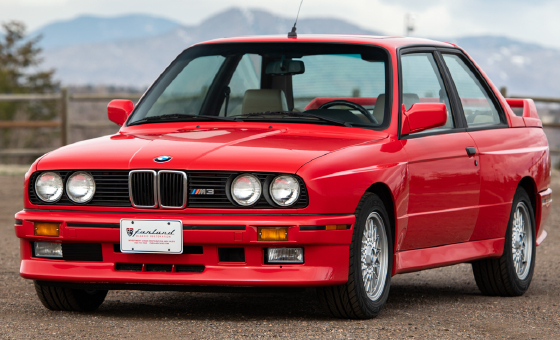 1991 BMW M3 Coupe:9 car images available