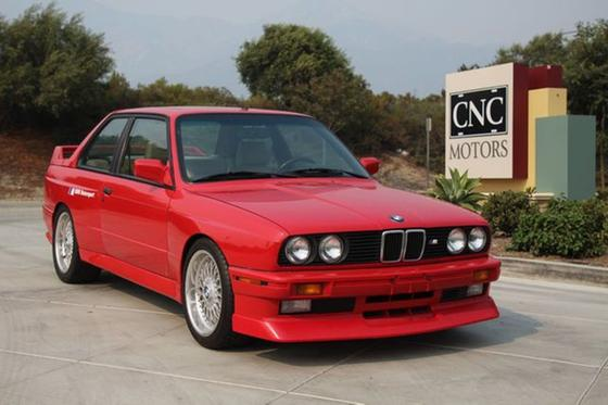 1990 BMW M3 Coupe:24 car images available